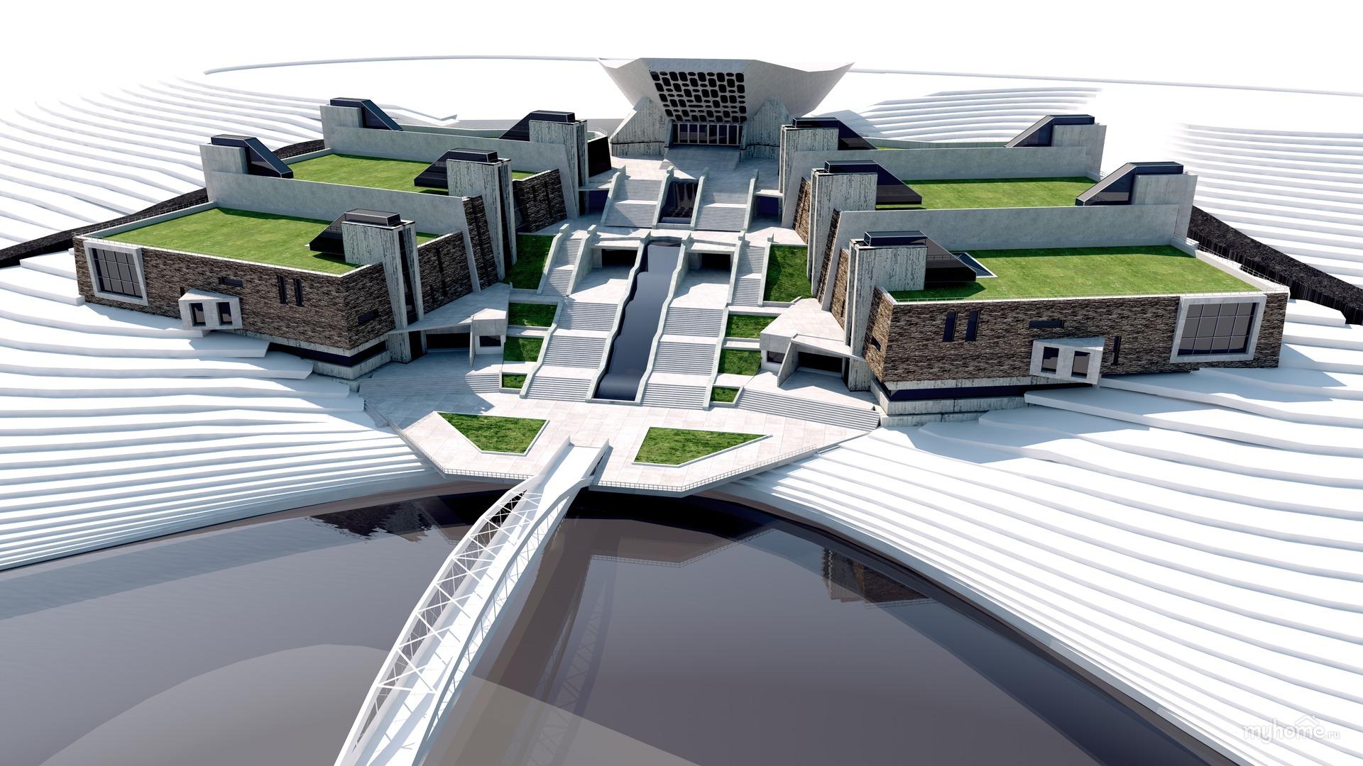 Строительство промышленных объектов и предприятий любой сложности